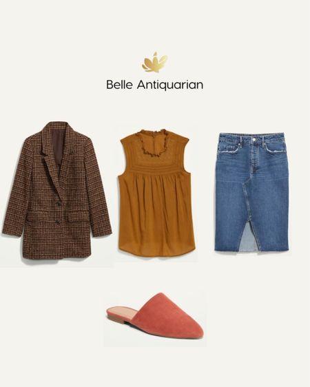 Oh, hey, fall! Affordable pieces for your autumn wardrobe.  #LTKworkwear #LTKunder100 #LTKsalealert
