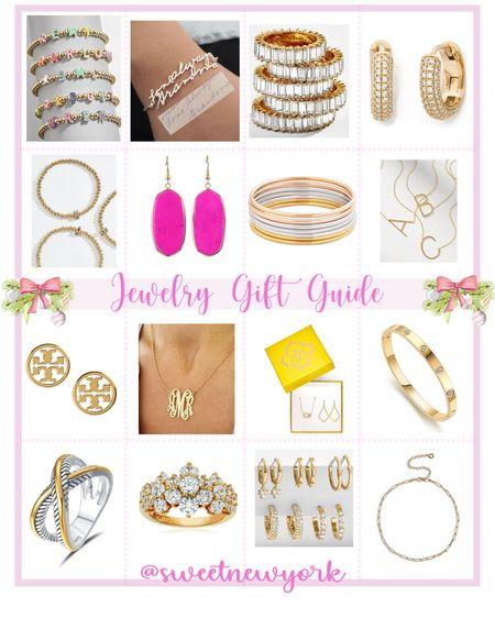 Gift guide for her jewelry gifts for women http://liketk.it/31LZP #liketkit @liketoknow.it #LTKgiftspo #LTKunder100 #LTKstyletip