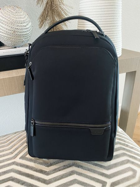 Ted, don't look at this LOL. But he's carried the same Tumi backpack for 5 years & it's held up so well!   #LTKGiftGuide #LTKworkwear #LTKmens