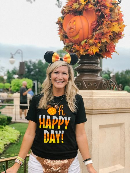 It's the first night of Mickeys Not So Scary Halloween Party and I'm ready!  http://liketk.it/2EduE #liketkit @liketoknow.it #LTKunder50 #LTKkids You can instantly shop all of my looks by following me on the LIKEtoKNOW.it app
