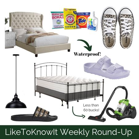 Here's what the #cleaningarmy loved most this week - shoes, beds, cleaning supplies (no surprise here!) #gocleanco #bleachpraylove #timeisthenewcurrency  #LTKSeasonal #LTKbacktoschool #LTKhome