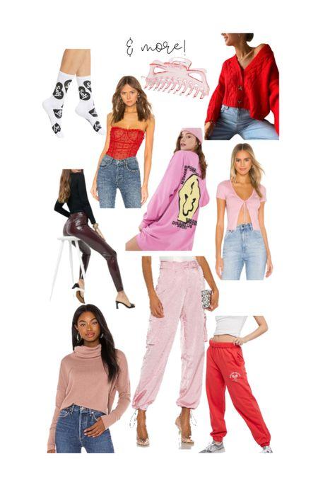 Valentine's Day outfit inspiration!! #liketkit #LTKunder100 #LTKunder50 @liketoknow.it http://liketk.it/37HsH