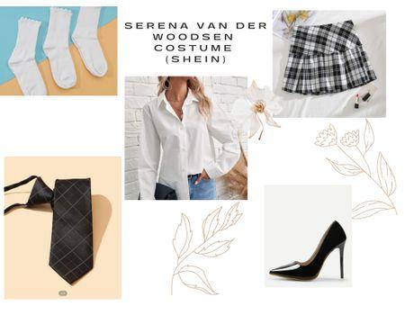 HALLOWEEN COSTUME IDEA🎃 ✨Gossip Girl- Serena Van Der Woodsen✨ Gossip girl, Halloween costume, costume ideas, fall 2021, fall vibes   #LTKHoliday #LTKSeasonal #LTKstyletip