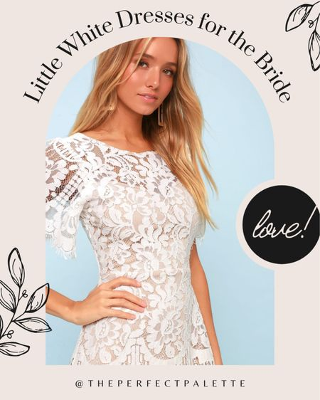 Cutest lace dress                            #LTKunder100 #LTKhome #LTKfit #LTKunder50 #LTKstyletip #LTKcurves #LTKfamily #LTKswim #LTKsalealert #LTKwedding #LTKshoecrush #LTKitbag #LTKtravel #LTKNewYear   #liketkit http://liketk.it/3hf4g            @liketoknow.it  #LTKSeasonal #nordstrom #bridesmaids #bridesmaiddresses #dresses #weddingguestdresses #weddingguest #weddingguestdress #bridesmaiddress #mididress #maxidress #wedding #littlewhitedress #whitedress #bridalshowerdress #lulus #weddingdress