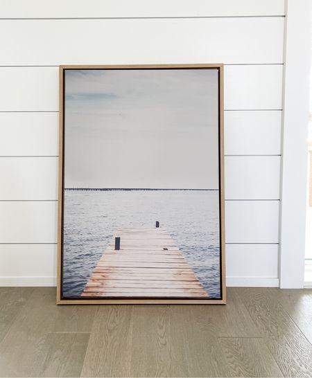 Framed art under $75!