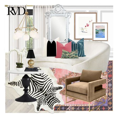 Will I ever stop sourcing zebra hide rugs? Maybe, but not today 🦓 .  http://liketk.it/3h1Zo #liketkit @liketoknow.it @liketoknow.it.home  . Shop your screenshot of this pic with the LIKEtoKNOW.it shopping app ❤️