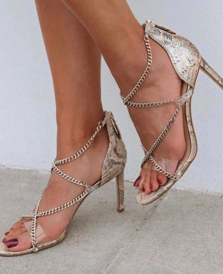 These gorgeous heels are under $60! Click here to shop!  #LTKshoecrush #LTKSale #LTKHoliday