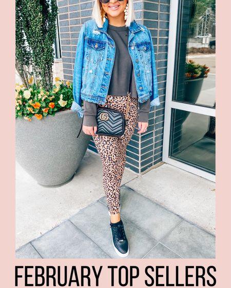 Play Real Me high waisted leopard print 7/8 leggings!! Wearing XS short. Feels like butter!! http://liketk.it/2L9aQ @liketoknow.it #liketkit #LTKunder50 #LTKsalealert