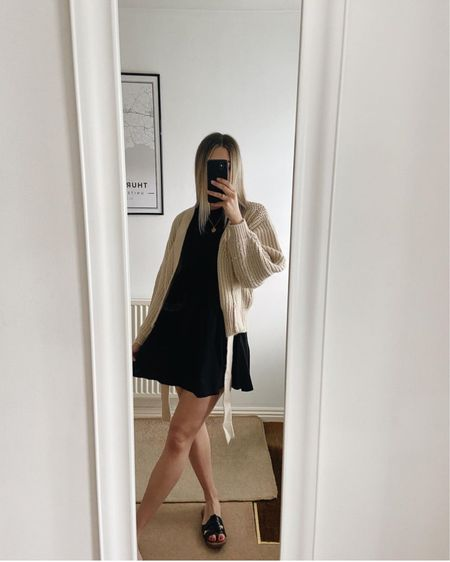 3 ways to style a black smock dress http://liketk.it/3hOET   #liketkit @liketoknow.it