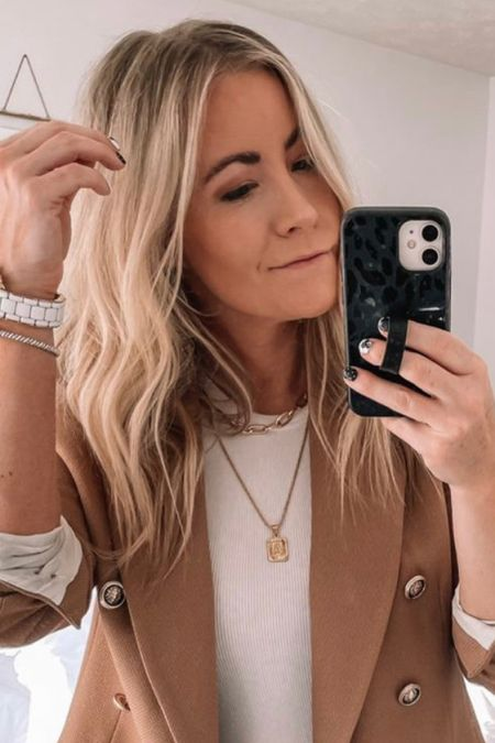 My go to layering necklaces are on sale and in stock as part of the Nordstrom Anniversary Sale! Love the finished look they give to any outfit! Nordstrom, Nsale,  #LTKunder50 #LTKsalealert #LTKstyletip