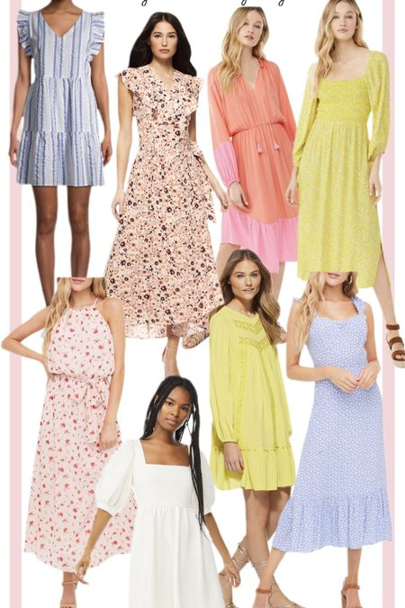 Beautiful dresses for whatever Spring occasion you have! Walmart has been stepping their game up! 🥰 I love these bright, fresh colors! There are a couple Free People inspired designs too for less than half the price of the designer version!  http://liketk.it/3aUZZ #liketkit @liketoknow.it @liketoknow.it.home #LTKSpringSale #LTKunder50 #StayHomeWithLTK Shop your screenshot of this pic with the LIKEtoKNOW.it shopping app