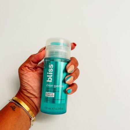 Clear Genius by Bliss  Skincare for combination skin   http://liketk.it/3j92g #liketkit @liketoknow.it #LTKbeauty #LTKunder50
