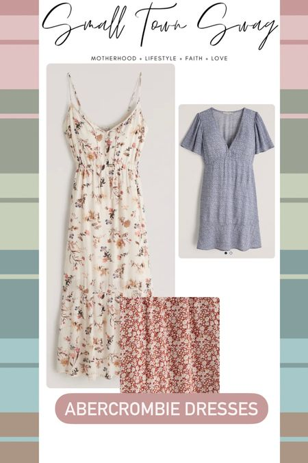 Abercrombie Dresses and Rompers — 20% OFF today! . . . . .  . Floral dress // dress // dresses // midi // maxi // midi dress // summer dress // flowy dresses // Abercrombie// Abercrombie and Fitch // wedding guest dresses // sheer dress // smocked // smocked dress // v neck dress // linen shorts // shorts // short // denim // jeans // jean shorts // denim shorts // linen shorts // flowy shorts // comfy shorts // postpartum styles // breastfeeding friendly // 90s denim // 90s jeans //   #LTKunder100 #LTKsalealert #LTKstyletip