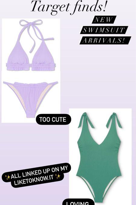 Target swimsuits! http://liketk.it/3fxbu #liketkit @liketoknow.it #LTKunder50 #LTKstyletip #LTKunder100
