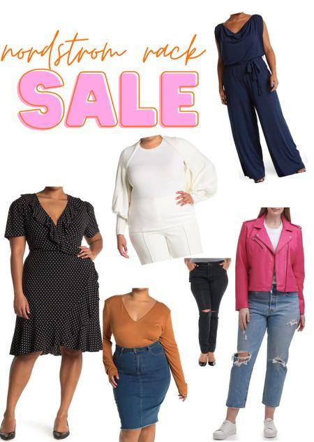 Nordstrom Rack Finds! Plus size fall and curvy fashion   #LTKcurves #LTKSale #LTKsalealert