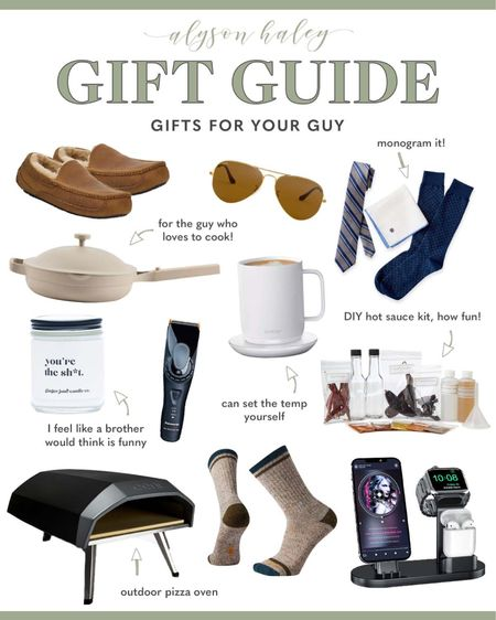 Gifts for the guys in your life, presents for him, Christmas gift ideas for men   #LTKHoliday #LTKGiftGuide #LTKmens