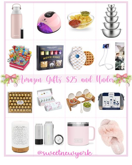 Amazon finds gifts $25 and under for everyone http://liketk.it/30CyI #liketkit @liketoknow.it #LTKhome #LTKfamily #LTKunder50