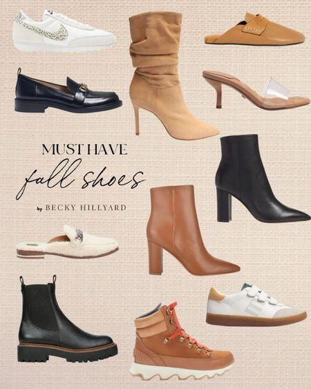 Fall Shoes   #LTKshoecrush #LTKstyletip #LTKunder100
