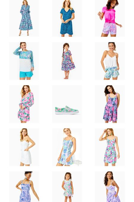 Rounding out my top picks for the #endlesssummer @lillypulitzer sale. I can't wait to get my hands on some new shorts with the bow, the Julie sneakers & that long sleeve pink floral dress I've had my eye on. Some others are staples you need, like a basic white dress, a classic shift & a long sleeve spf shirt that's functional yet cute! What have you snagged so far! Dm over on insta @brianadandrea to let me know! 🥳🤩🌺 #momgirlblog   #LTKSeasonal #LTKSale #LTKsalealert