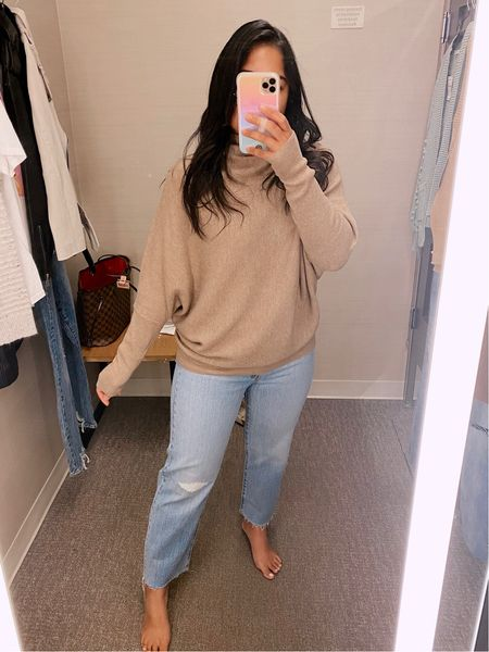 Nordstrom anniversary sale #nsale  Love this easter and these jeans - both run TTS #fallstyle     #LTKstyletip #LTKunder100 #LTKsalealert
