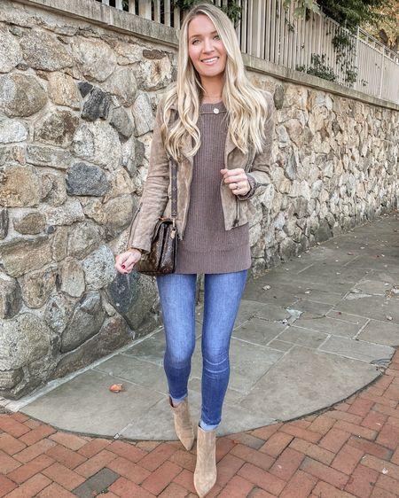Nsale jacket and jeans still in stock 2021! http://liketk.it/3kLs5 @liketoknow.it #liketkit