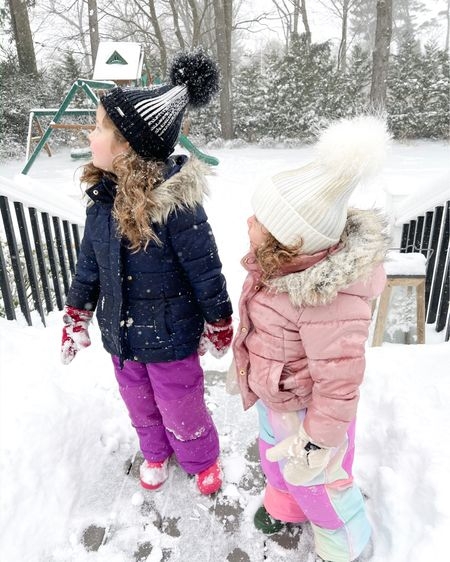 Snow day attire http://liketk.it/37lil @liketoknow.it #liketkit #LTKkids #LTKunder50