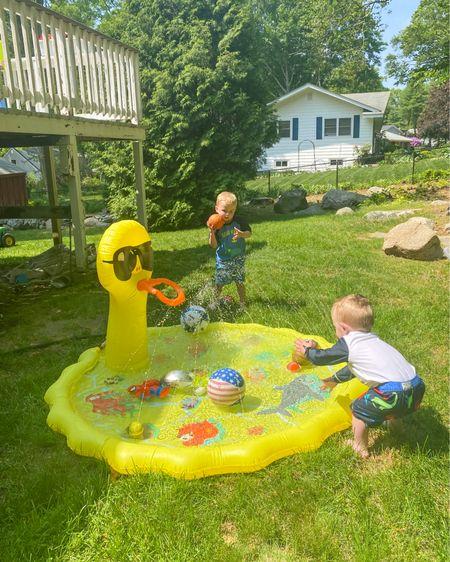 Cutest splash pad for toddlers! http://liketk.it/3gc04 #liketkit @liketoknow.it #LTKunder50 #LTKfamily #LTKstyletip @liketoknow.it.family