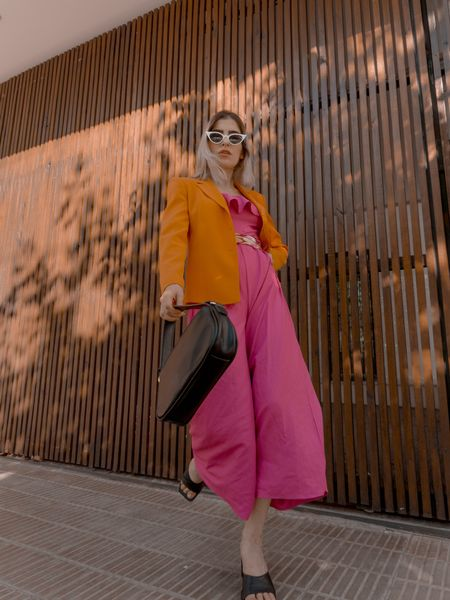 The color combination that you'll be wearing this 2021 🍊🌸 http://liketk.it/3ao3s #liketkit @liketoknow.it #LTKstyletip #LTKSeasonal #LTKeurope