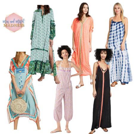 Ladies full length cover ups... summer is quickly approaching- you better be prepared!   http://liketk.it/3g1ZW #LTKstyletip #LTKswim #liketkit @liketoknow.it