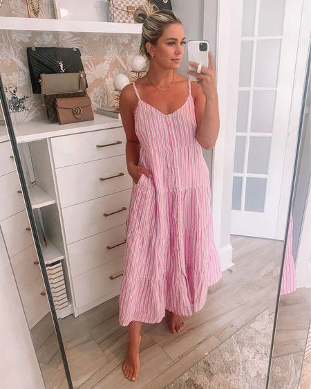 How CUTE is this pink dress! http://liketk.it/3hPXt @liketoknow.it #liketkit