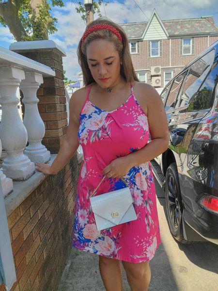 Floral summer dress http://liketk.it/3j3zr @liketoknow.it #liketkit #LTKunder50 #LTKDay #LTKstyletip #LTKtravel