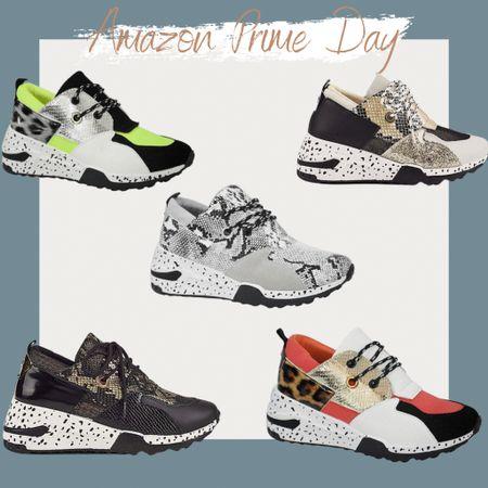 http://liketk.it/3idZC #liketkit @liketoknow.it #LTKunder50 #LTKsalealert   Amazon Prime Day, Prime Day 2021, Amazon Fashion, Found it On Amazon, Amazon, Amazon Finds, stylish sneakers, designer inspired sneakers, lucky step, leopard sneakers, color block sneakers