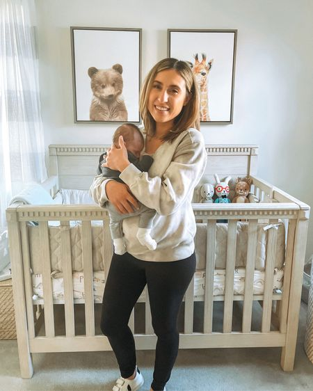 What day is it? Cool, me neither.  Linking my puff-sleeve tie dye sweatshirt on sale under $35 in tons of colors, solids and prints! Also in love with this baby boy's nursery - linking his crib and decor.  Screenshot any of my pics to shop in the @liketoknow.it app & give me a follow! http://liketk.it/3bIFi #liketkit @liketoknow.it.home @liketoknow.it.family #LTKbaby #LTKfamily #LTKhome