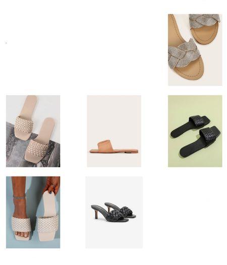 Summer shoe round-up.   Sandles   Flats   women's shoes   high heels     #LTKsalealert #LTKshoecrush #LTKunder100