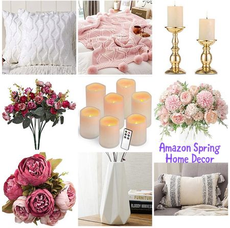 Amazon finds. Home decor. Living room. Valentine's Day.   #LTKhome #LTKVDay #LTKunder100