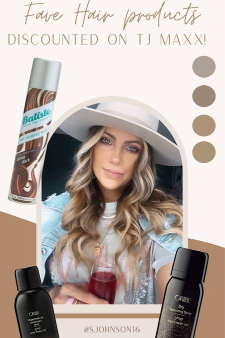 Discounted products on tj Maxx! My fave hair products!!  http://liketk.it/3igMU #liketkit @liketoknow.it #LTKbeauty #LTKsalealert #LTKunder50