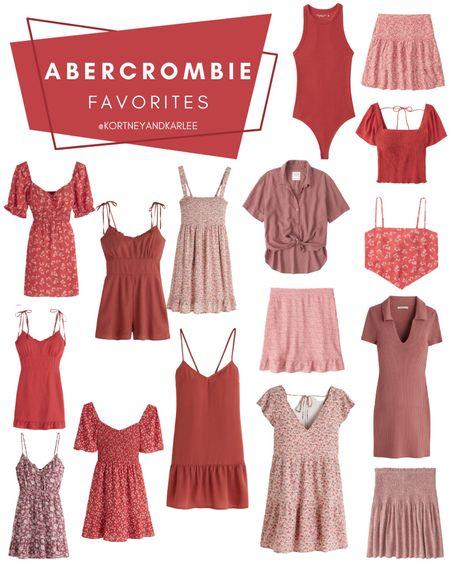 Abercrombie Favorites!!!  Abercrombie summer fashion | Abercrombie Summer favorites | Abercrombie Sale | Abercrombie summer sale | Abercrombie dress | Abercrombie jeans | Abercrombie swimsuit | Abercrombie t-shirt | Abercrombie top | Abercrombie swim | Kortney and Karlee | #kortneyandkarlee #LTKunder50 #LTKunder100 #LTKsalealert #LTKstyletip #LTKSeasonal @liketoknow.it #liketkit http://liketk.it/3gVKY