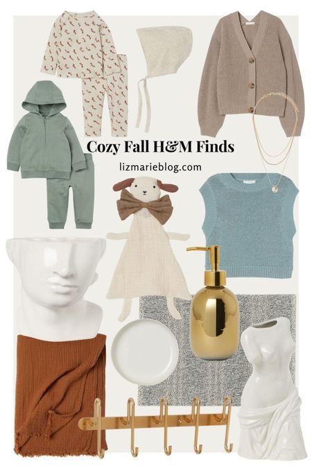 Fall Finds from H&M!   #LTKhome #LTKkids #LTKSeasonal