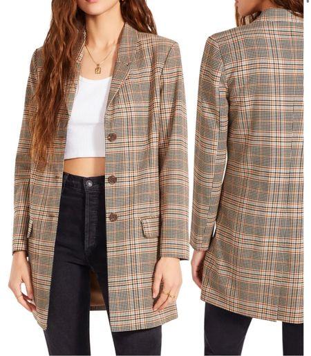 Loving this oversized blazer for fall at Nordstrom    #LTKstyletip #LTKunder100 #LTKSale