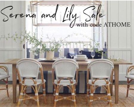 Use code ATHOME to get 20% off - dining table, dining chairs, Lightning, home decor, Serena and Lily   http://liketk.it/2M0PO #liketkit @liketoknow.it   #LTKhome #LTKsalealert #LTKfamily @liketoknow.it.home @liketoknow.it.family