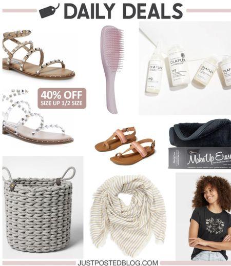 Daily Deals for Monday! #justpostedblog  Amazon Target Macy's Sale   #LTKbeauty #LTKsalealert #LTKstyletip