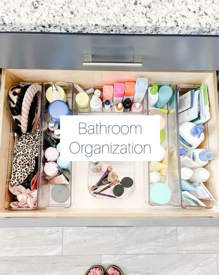 Shop this bathroom organization look! Follow IG @RESET_YOUR_NEST for more inspiration! http://liketk.it/3kSeg @liketoknow.it #liketkit @liketoknow.it.home #LTKhome