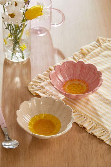 urban outfitters flower pinch bowl  #LTKunder50 #LTKSeasonal #LTKhome