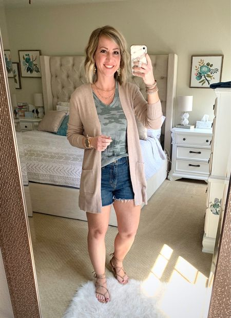 Rainy Days have us staying inside, but the increasing temperatures have me trying out my summer uniform. But seriously, so much rain in the forecast for the kids' last week of school! All items true to size.  Shop my outfit by clicking the link in my profile or by following me in the LIKEtoKNOW.it app.   #LTKunder50 #LTKstyletip