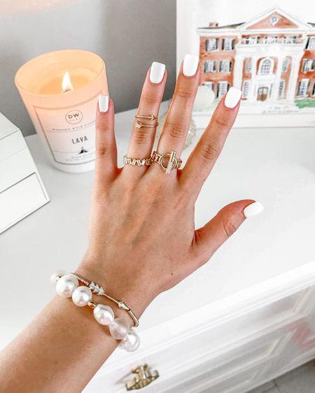 http://liketk.it/3eVhG #liketkit @liketoknow.it #LTKunder50 #LTKunder100 #LTKstyletip #laurennorris #manicure #rings #womensrings
