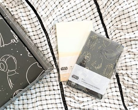 Star Wars notebooks from Erin Condren!!!  #liketkit @liketoknow.it    http://liketk.it/3jb5w    Shop your screenshot of this pic with the LIKEtoKNOW.it shopping app @liketoknow.it.home @liketoknow.it.family #LTKhome #LTKunder50 #LTKworkwear