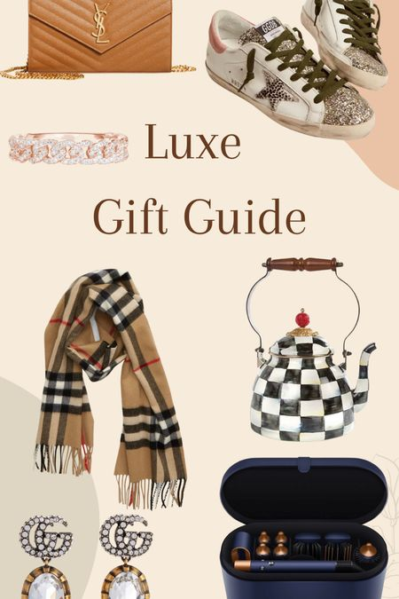 Luxe gift guide // gifts for her   #LTKHoliday #LTKGiftGuide