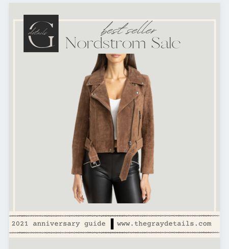 Best blank nyc moto jacket from the Nordstrom sale   #LTKstyletip #LTKunder100 #LTKworkwear