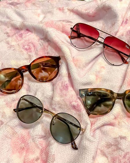 Sunnies & shades & sunglasses OH MY! http://liketk.it/3blRx #LTKstyletip #LTKunder100 #liketkit @liketoknow.it