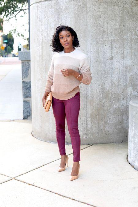 The perfect Fall legging    #LTKunder100 #LTKstyletip